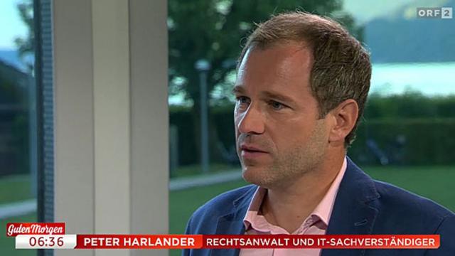 ORF-Talk ″Kundenkarten & Datenschutz″