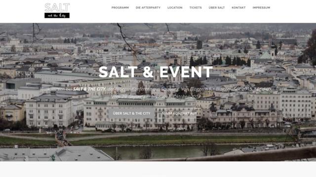 Salt and the City 2017