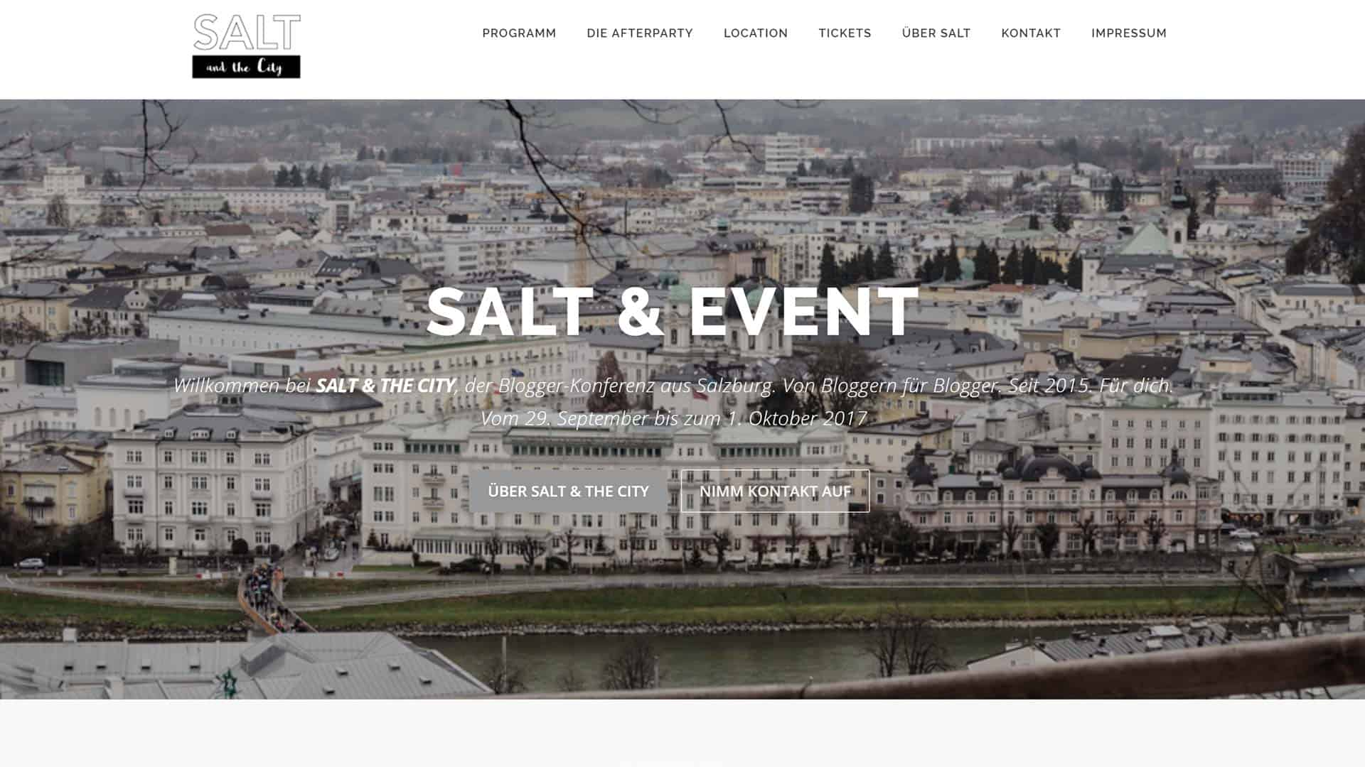 Salt and the City 2017