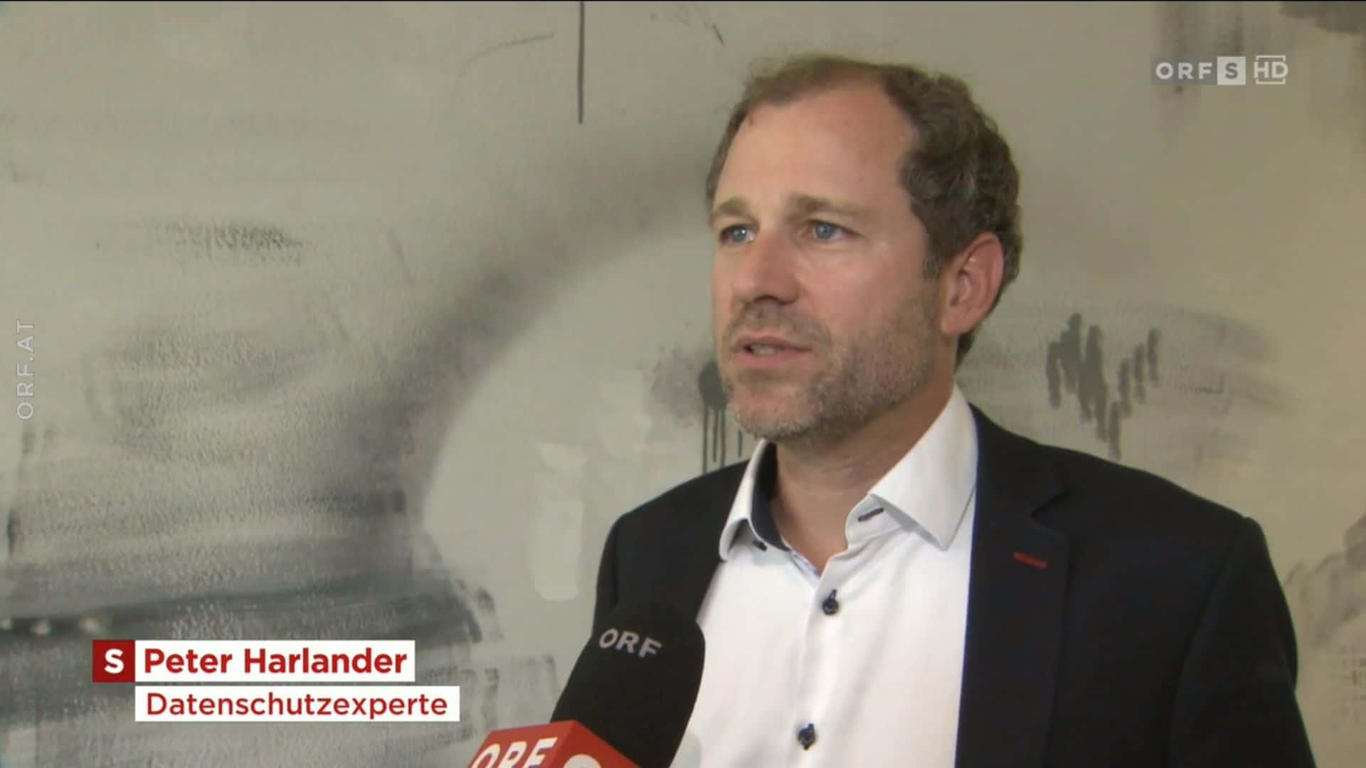 ORF Salzburg berichtet über bargeldloses Bezahlen