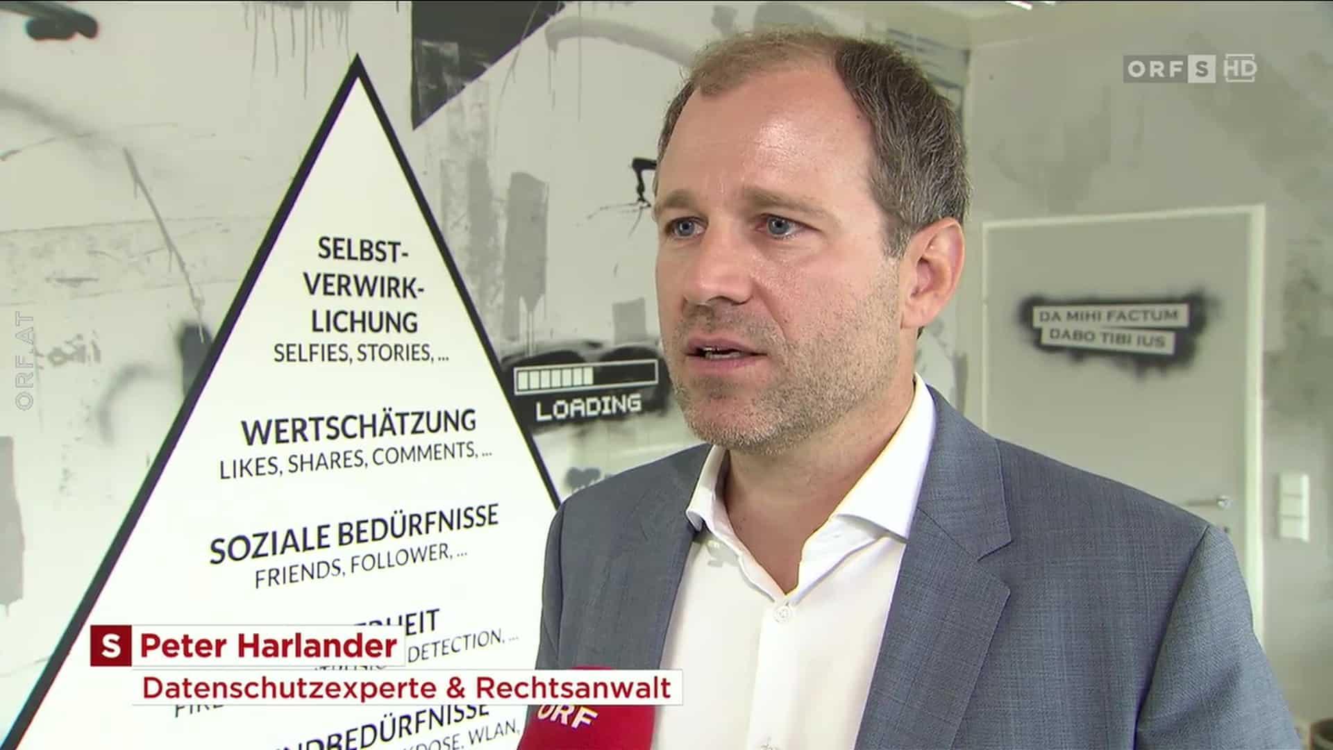 ORF Salzburg: Welche Spuren wir beim Online-Shopping hinterlassen