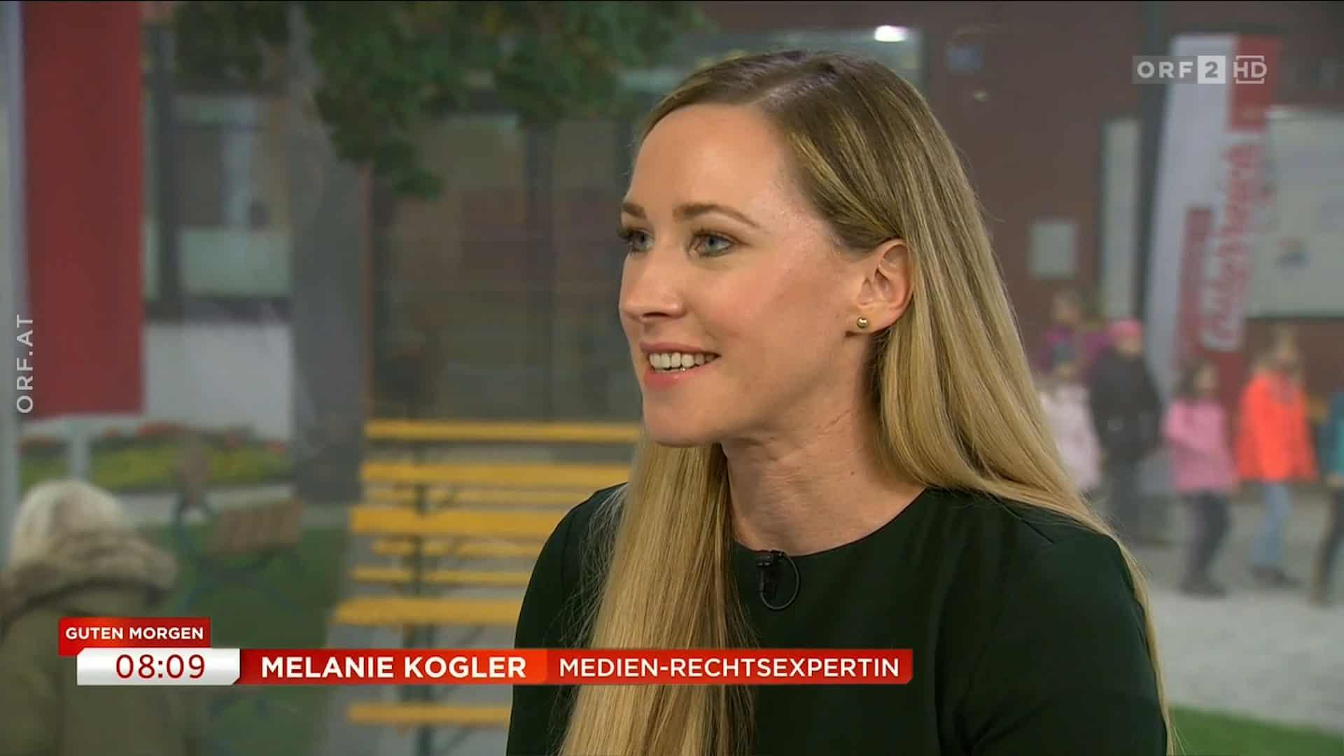 """Guten Morgen Österreich zum Thema """"Hass im Netz"""""""