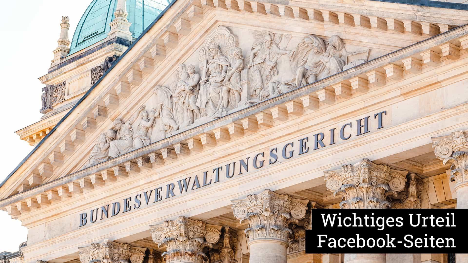 Facebook-Seiten vor dem Ende?